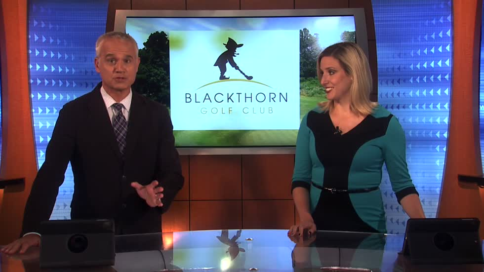 Blackthorn Golf Club to add new high tech golf simulators